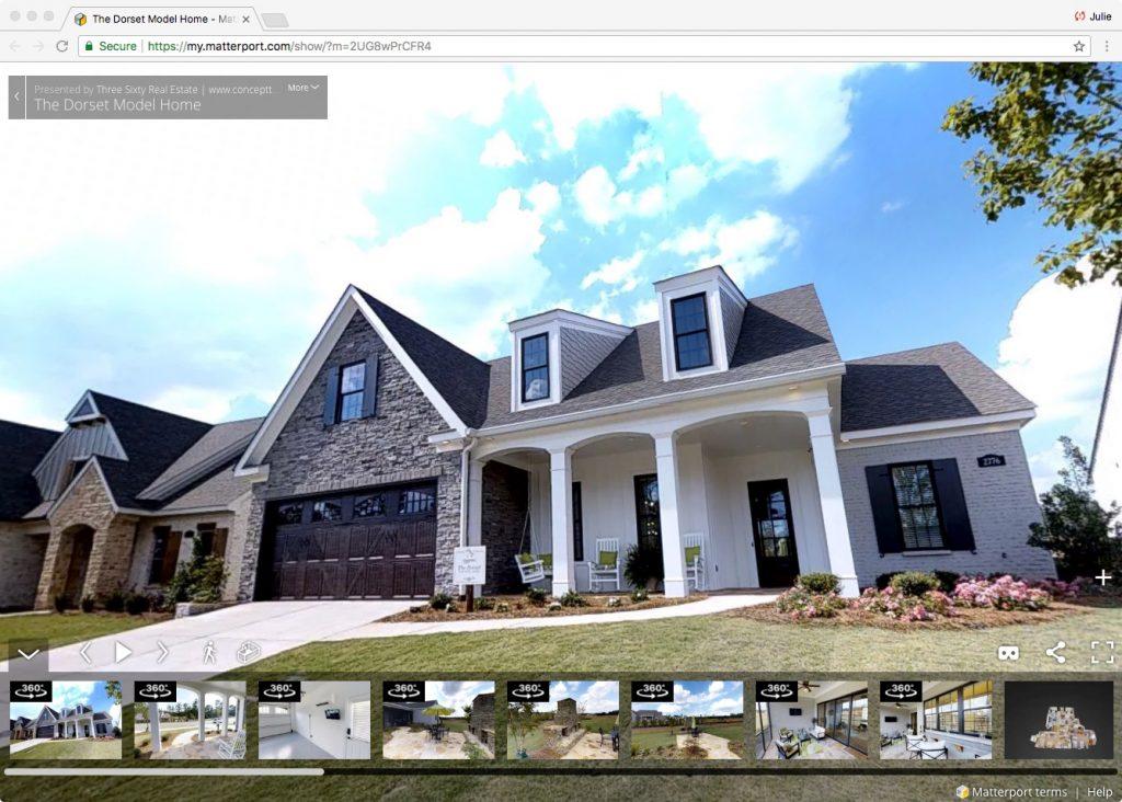 Matterport 3D Virtual Tours, the Next Frontier - Homeworks