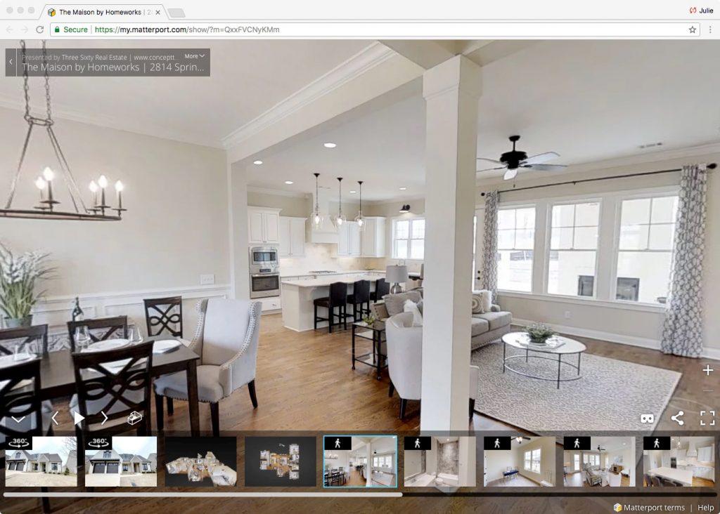 Matterport 3D Virtual Tours, the Next Frontier – Homeworks